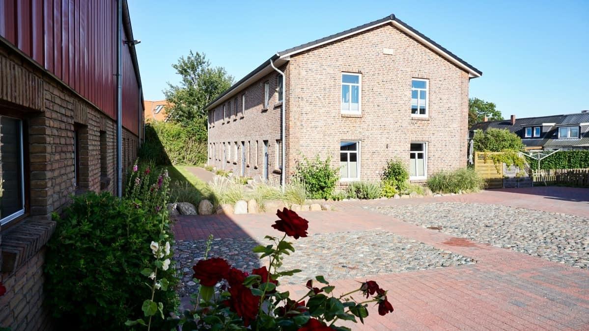 Ferienwohnung auf Fehmarn Bauernhof Ostsee